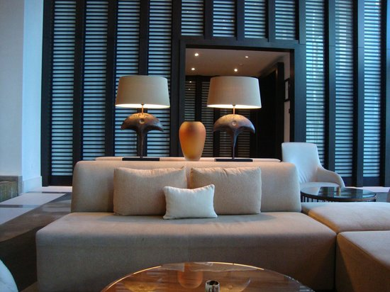 Kimpton EPIC Hotel : Lobby