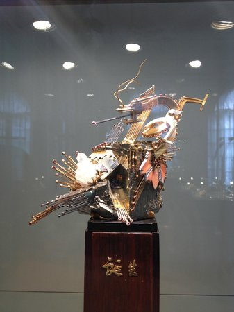 Shanghai Museum of Arts and Crafts : artwork