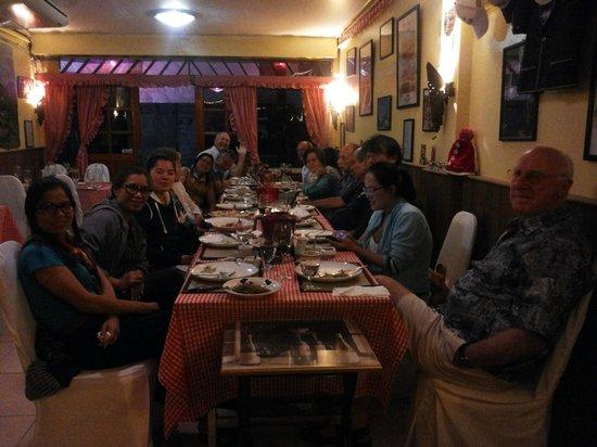 Le Chalet Suisse : Banquet 2