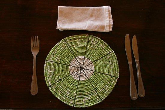 Chapungu Tented Bush Camp: Dinner