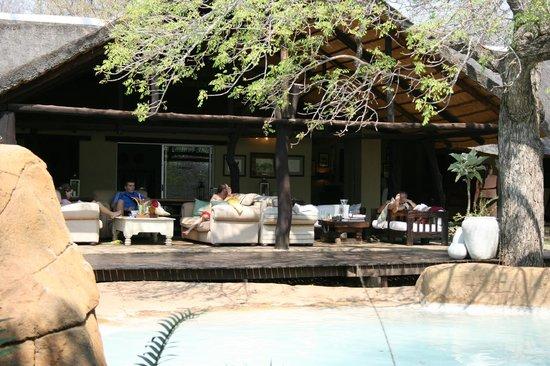 Chapungu Tented Bush Camp: Lazy hazy summer days