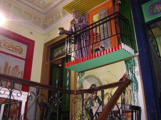 Ayres Portenos Hostel : hostel