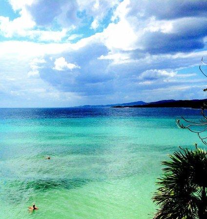 Media Luna Resort & Spa: Nice Water