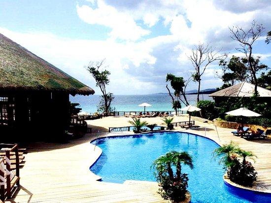 Media Luna Resort & Spa: Pool Area