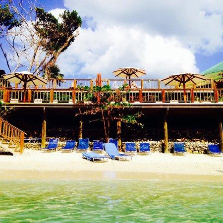 Media Luna Resort & Spa: Beach