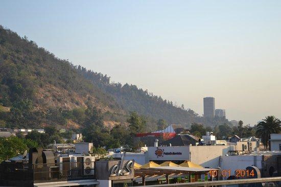 H Rado Hostel : Vista da área comum