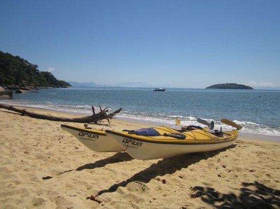 Interacao Ambiental Day Tours: Destination beach