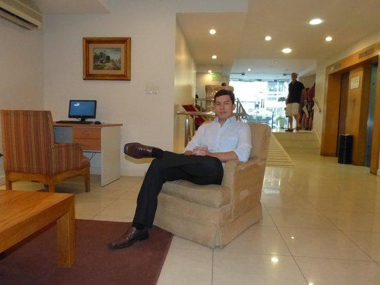 Hotel Centro Naval: SAGUÃO