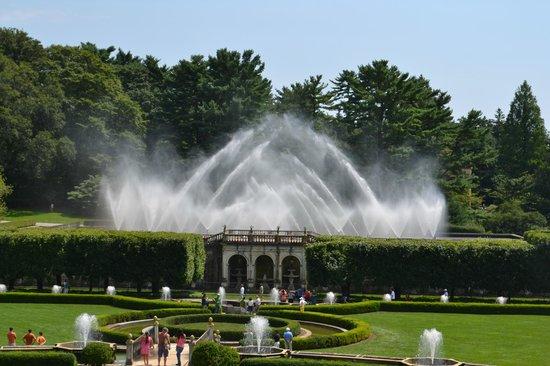 Longwood Gardens: FOUNTAINS