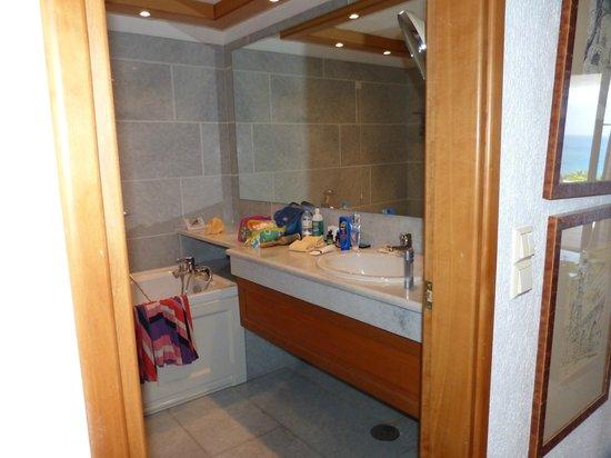 Elounda Mare Relais & Chateaux hotel : bath