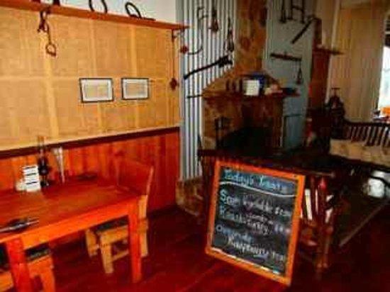 Settler's Restaurant: Near the entrance