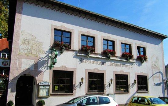 Schmärrnche Restaurant-Gästehaus: Front