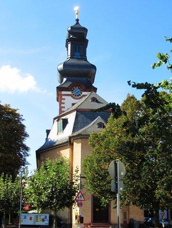 Schmärrnche Restaurant-Gästehaus: Johanniskirche