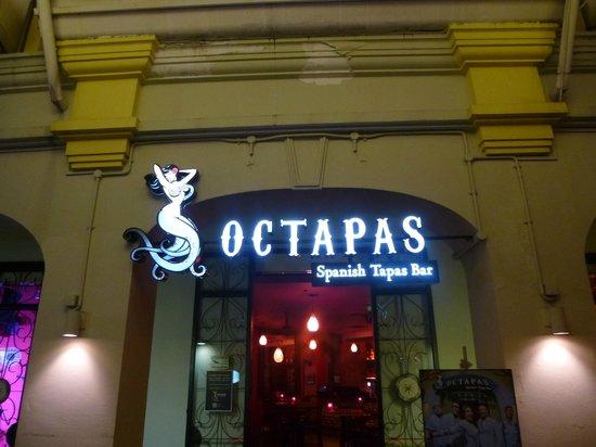 Clarke Quay : Oktapas for Paella and Tapas