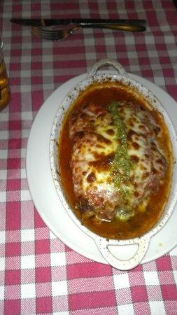 Mama Pizza : Luscious Lasagna