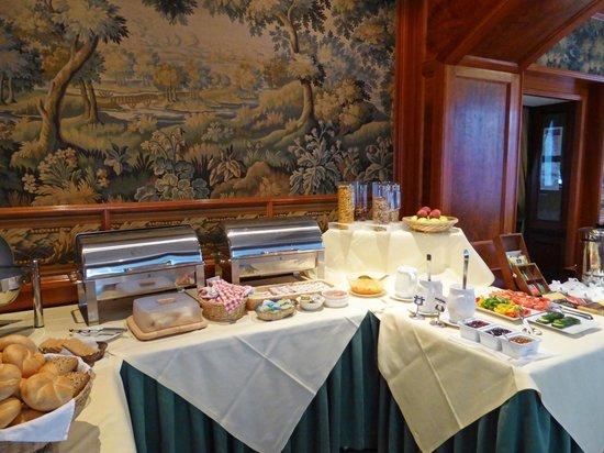 Altwienerhof : Breakfast Buffet