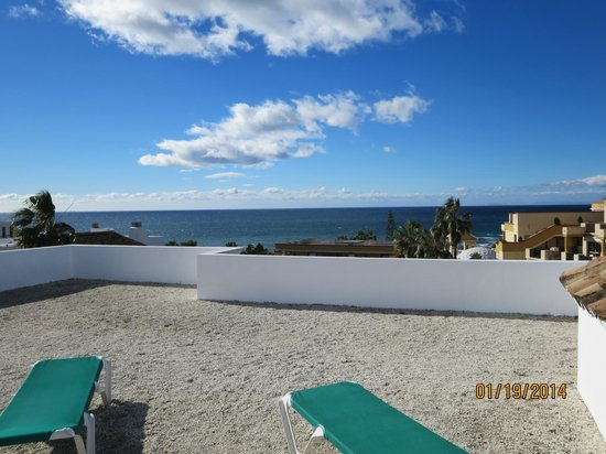 Alanda Club Marbella: View from our balcony