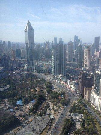 Le Royal Meridien Shanghai: View from room.