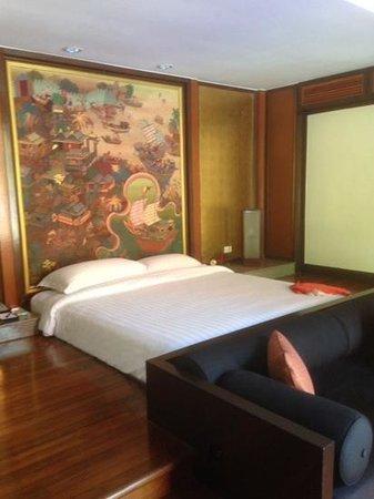 Banyan Tree Phuket: im Innern der Poolvilla