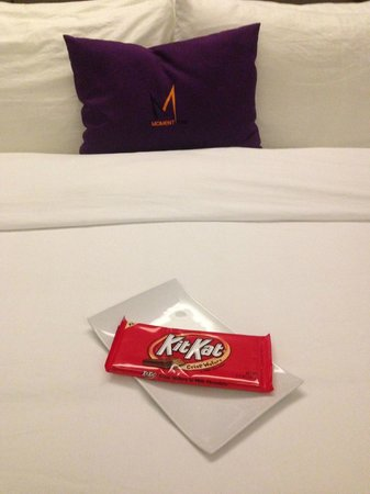 The Moment Hotel : King Bed