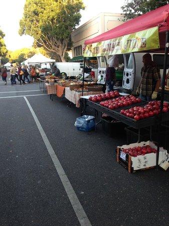 San Luis Bay Inn: SLO Farmers Market