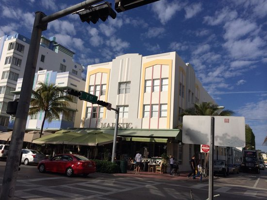 Majestic Hotel South Beach: Hotel majestic