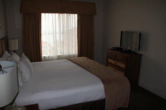 San Luis Bay Inn: Bedroom