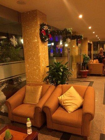 Ramana Hotel Saigon : Холл отеля