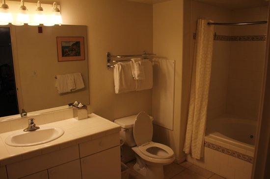 San Luis Bay Inn : Bathroom