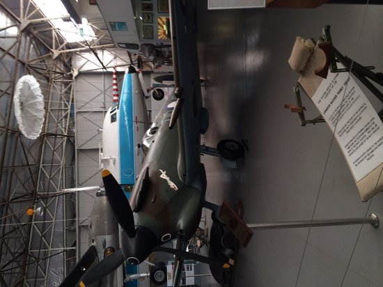 South Australian Aviation Museum: Spitfire