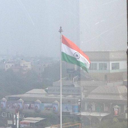 Hilton Garden Inn New Delhi / Saket: Amazing view from 6th Floor