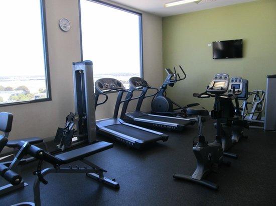 Mantra Tullamarine Hotel: Gym