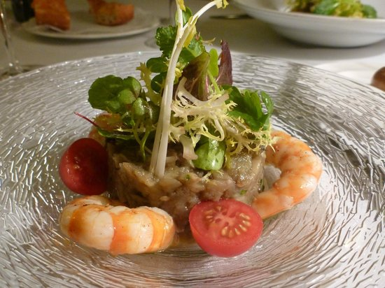 Hotel Restaurante Sa Punta : appetizer