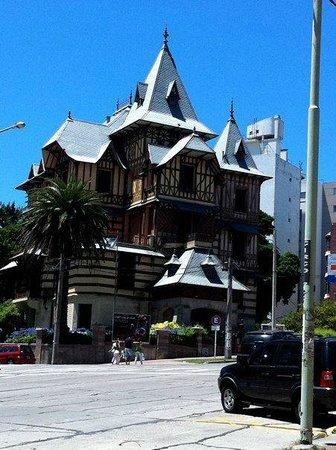Hotel Sirenuse: beautiful architecture