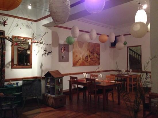 Interior - The Glen Lodge and Pub: 4