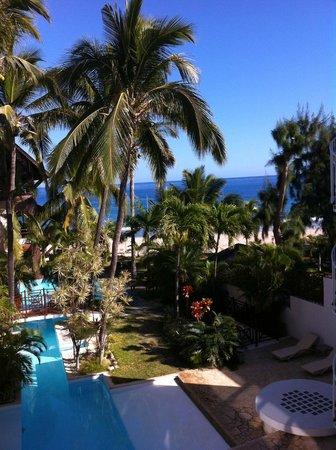 Le Saint Alexis Hotel & Spa : Vue magique
