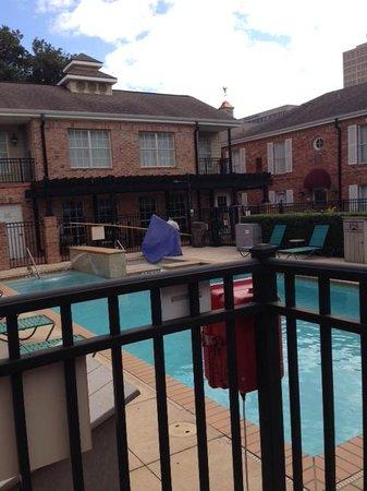 Residence Inn Houston by The Galleria : Pool area