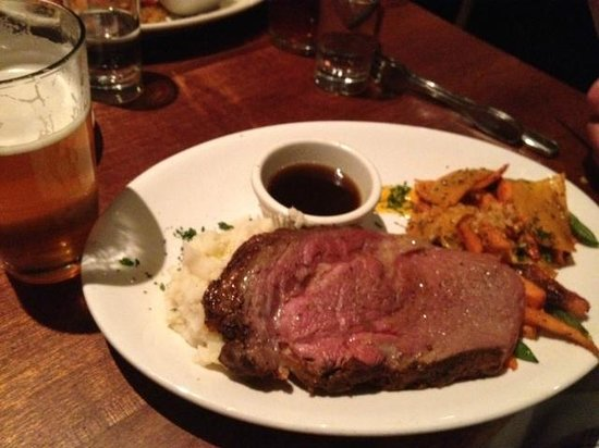 Zydeco Kitchen & Cocktails : Prime Rib