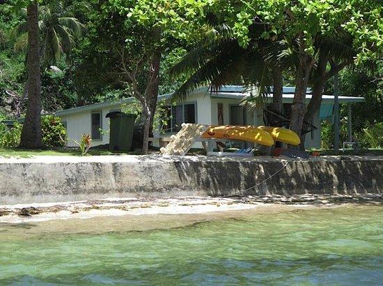 Mai Dive - Astrolabe Reef Resort: Mai Dive Resort