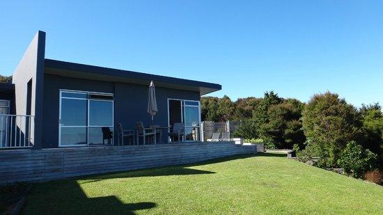 Ara Roa Accommodation - Whangarei Heads : Aria exterior