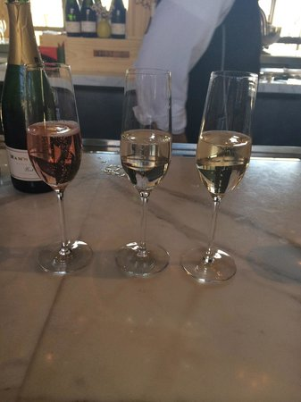 Beau Wine Tours: Sparkling wine at Ram's Gate Winery