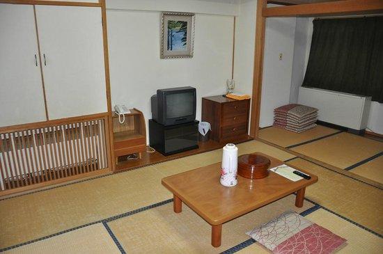 Villa Alpen: Japanese style room