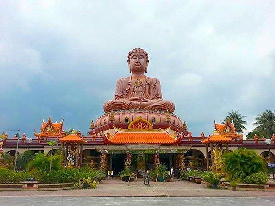 Tumpat, Malezja: Buddha