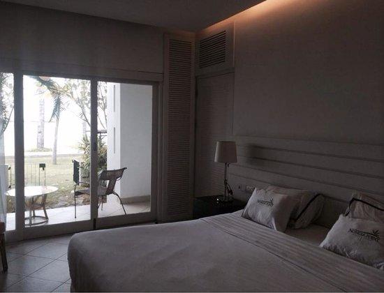 Nongsa Point Marina & Resort : Seaview room