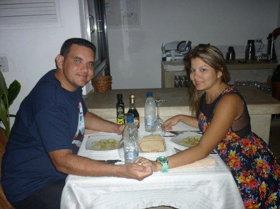 Villa Caracol: Muy rica comida, excelente personal nos sentimos como en casa, las habitaciones bonitas y acoged