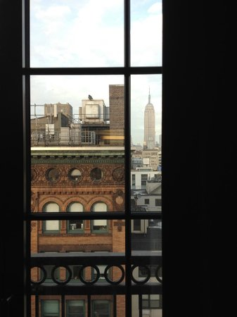 Walker Hotel Greenwich Village : View!
