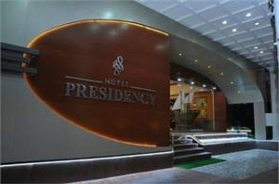 Hotel Presidency: Hotel Entrance