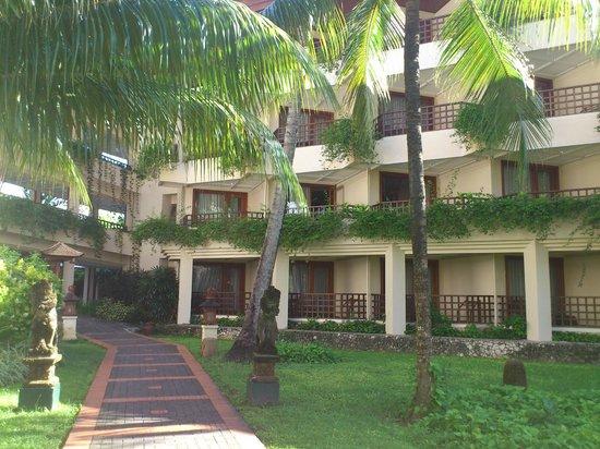 Prama Sanur Beach Bali: Hotel
