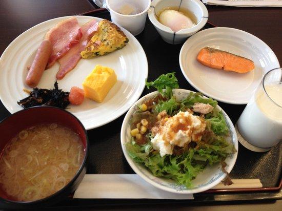 Mandarin Hotel Yokohama: 朝食