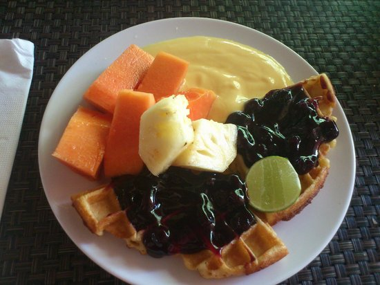 Prama Sanur Beach Bali: Breakfast